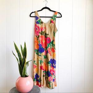Jams World Floral Print Dress